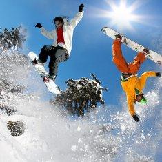 סקי באלפ דואז צרפת