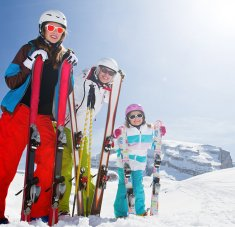 סקי בזילרטל אוסטריה