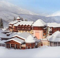 חבילות סקי בקלאב מד ואל מורל